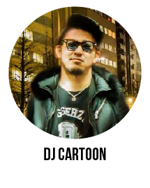 DJ CARTOON