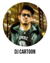 DJ CARTOON