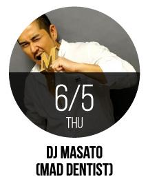 DJ MASATO [MAD DENTIST]