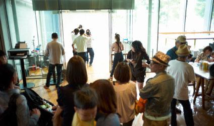 Exhibition DOUBLE EXPOSURE WORKSHOP