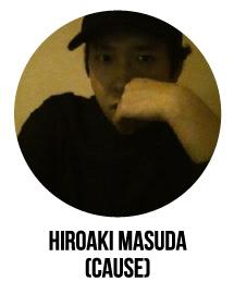 HIROAKI MASUDA