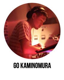 GO KAMINOMURA
