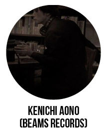 KENICHI AONO(BEAMS RECORDS)