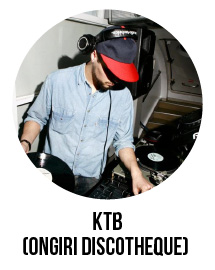 KTB(ONGIRI DISCOTHEQUE)