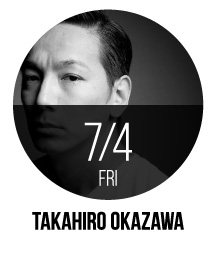 TAKAHIRO OKAZAWA