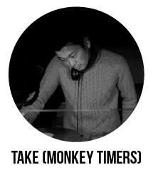 TAKE (MONKEY TIMERS)