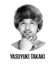 YASUYUKI TAKAKI