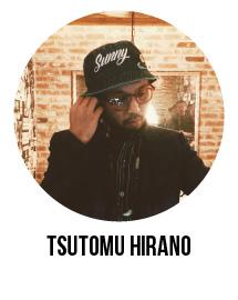 TSUTOMU HIRANO