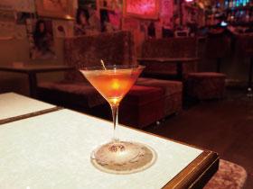 玉田泉イチオシの今夜の一品 「食前酒のカクテル」