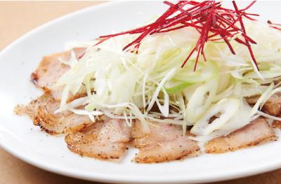 豚の八味唐辛子味噌焼き