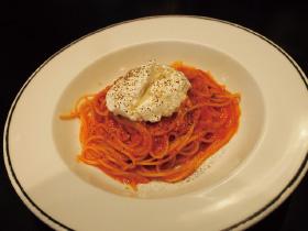 玉田泉イチオシの今夜の一品 「朝仕込みリコッタチーズのトマトパスタ」