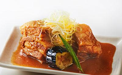 9 州黒豚の味噌煮