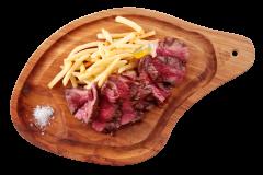 欧風小皿料理 沢村「但馬牛のステーキ」