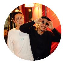 Kunieda & 塩尻寄生 (CHOUTSUGAI)