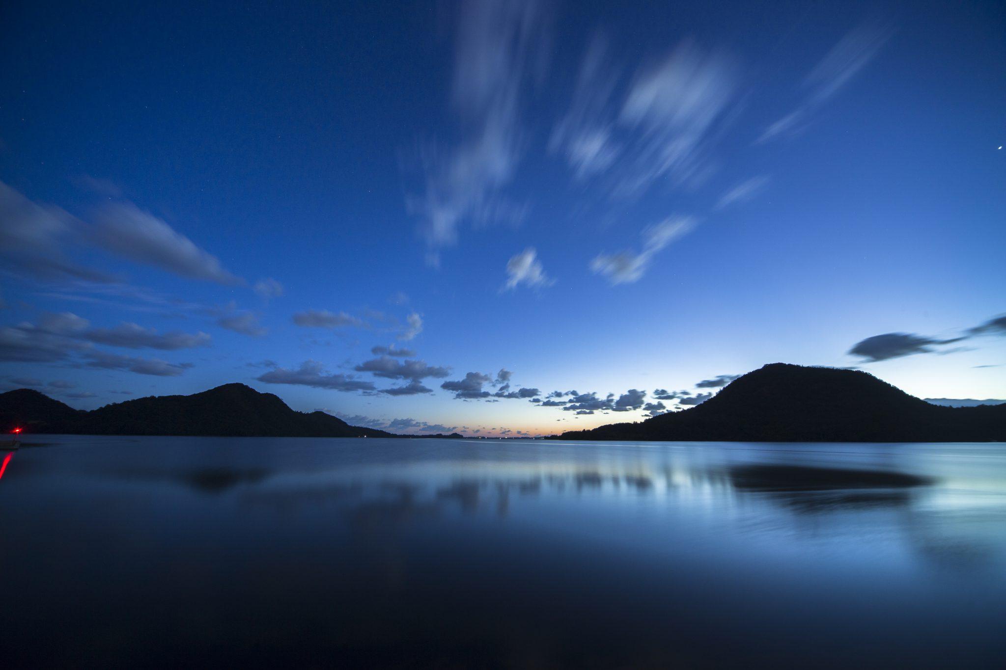 ★ 02 久美浜湾とかぶと山